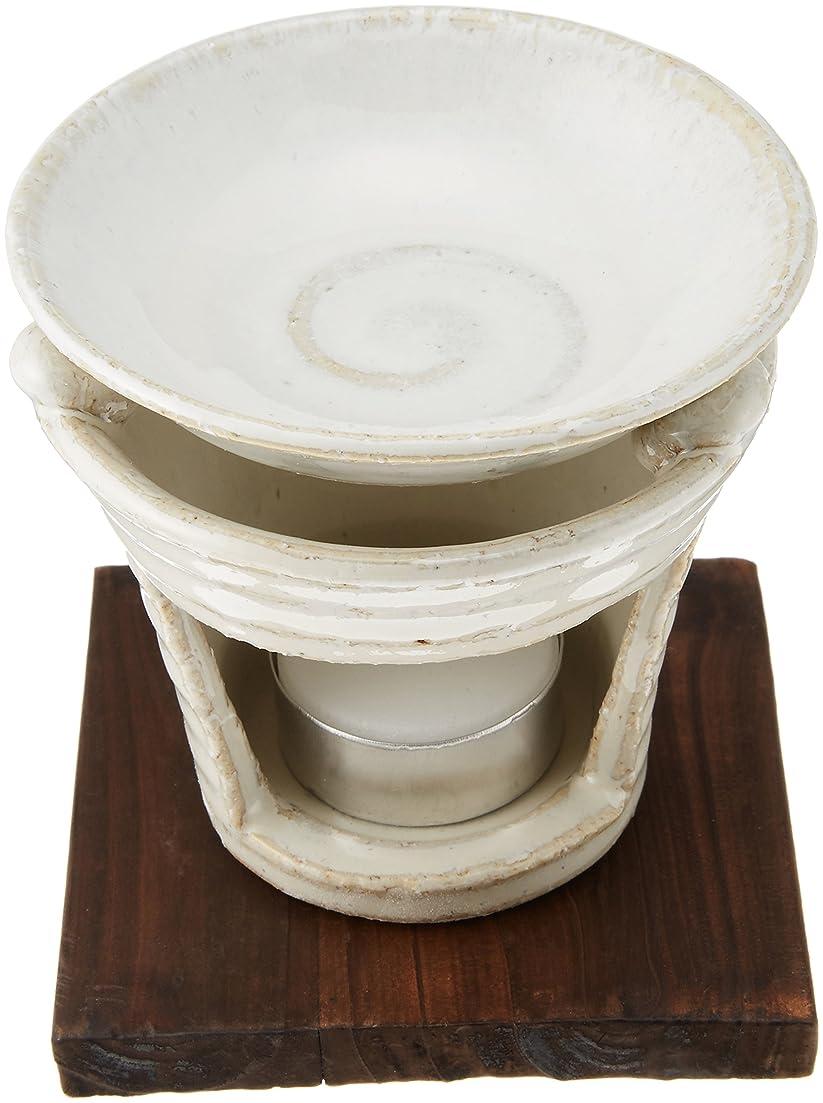 びん電球割り当て香炉 茶香炉 白萩 [H10cm] プレゼント ギフト 和食器 かわいい インテリア