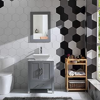 Best grey painted vanity Reviews