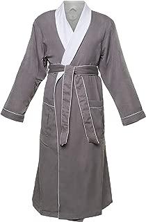 Best spa collection plush flannel bathrobe Reviews