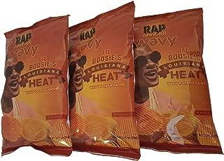 OxBox Rap Snacks Lil Boosie, 3 Bags (Lousiana Heat)