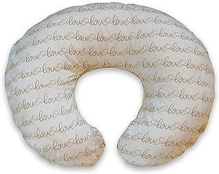 Boppy Nursing Pillow and Positioner, Love Letters/Ivory