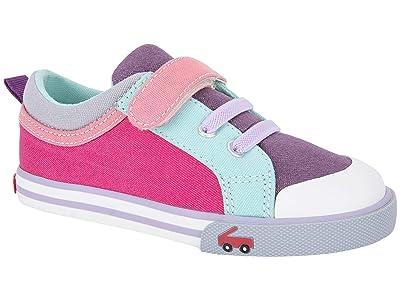 See Kai Run Kids Kristin (Toddler/Little Kid) (Purple/Berry) Girls Shoes