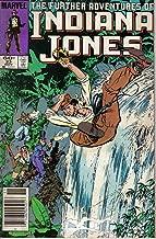 Marvel Comics: The Further Adventures of Indiana Jones Vol. 1, No. 23