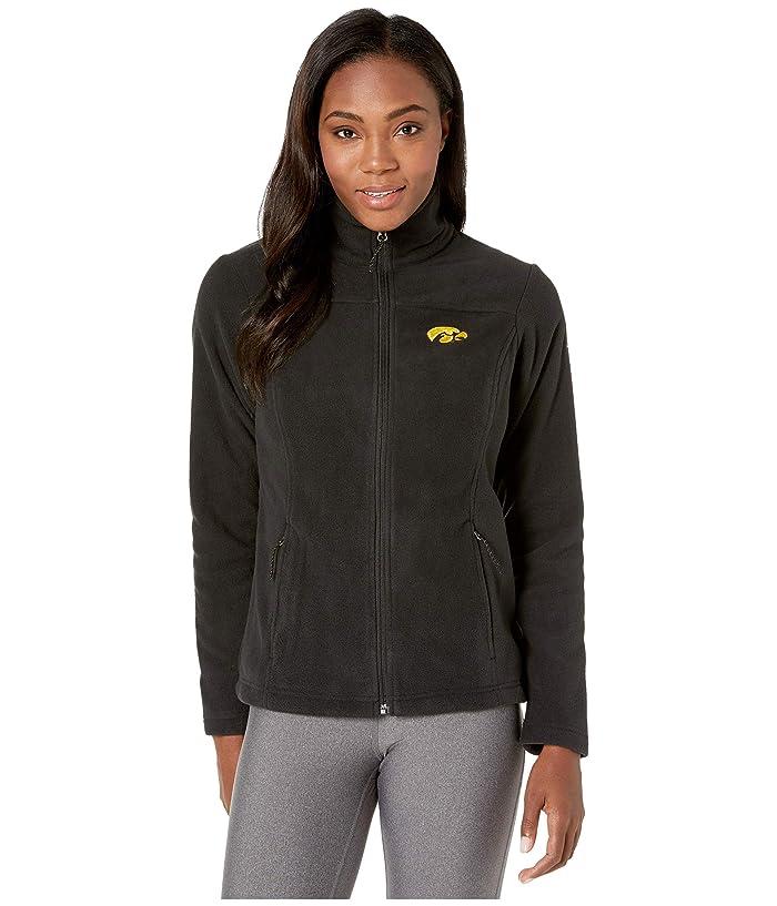 NCAA Womens Collegiate Give and Go II Full Zip Fleece Jacket