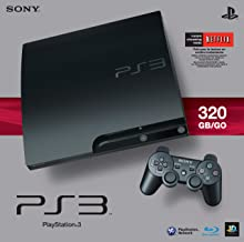 Best sony playstation 3 slim 320gb charcoal black console Reviews