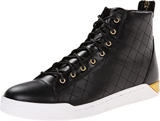 Men's Diamond Sneakers Black