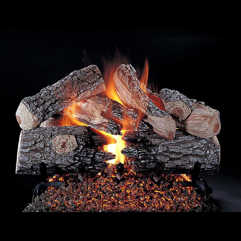 Rasmussen Evening Prestige Log Set 18-Inch Pa with Custom Popularity Embers Sale price
