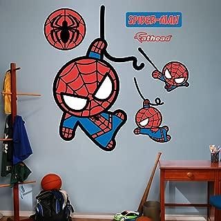 FATHEAD Kawaii Spider-Man Real Big Wall Decal