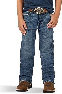 Wrangler Boys' Little 20x Vintage Boot Cut Jeans Vint