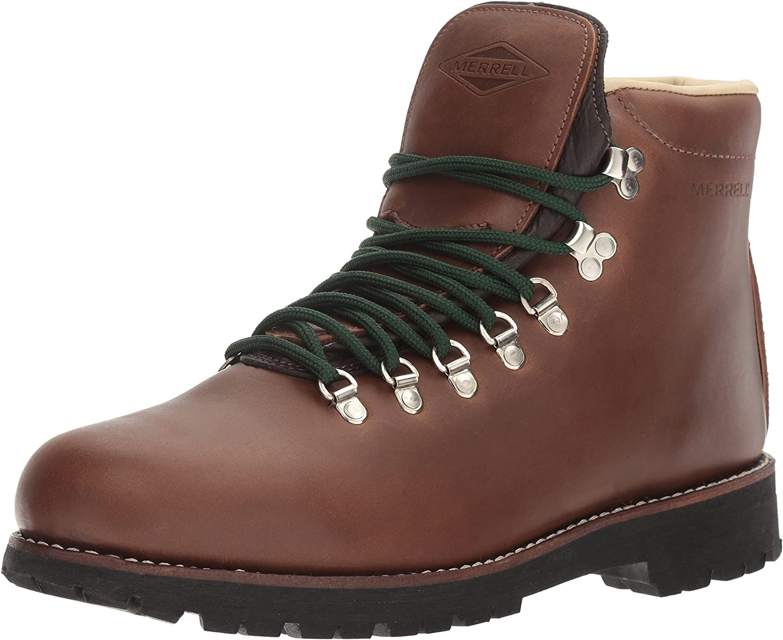 Weekly Max 69% OFF update Merrell Men's Wilderness Boot USA Hiking