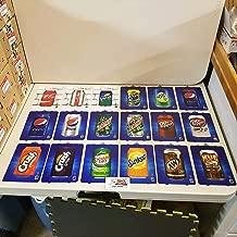 (18) Dixie Narco 276E, 501E & HVV SODA Vending Machine 12oz