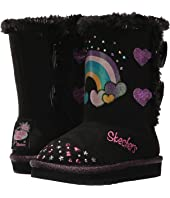 SKECHERS KIDS Keepsakes 10814N Lights (Toddler/Little Kid)