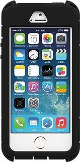Trident Kraken Series Case for Apple iPhone 5/5S - Retail Packaging - Black