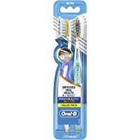 2-Counts. Oral-B Pro-Health Clinical Pro-Flex Toothbrush w/ Flexing Sides