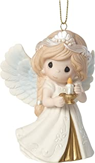 Image of Charming Precious Moments Angel Ornament