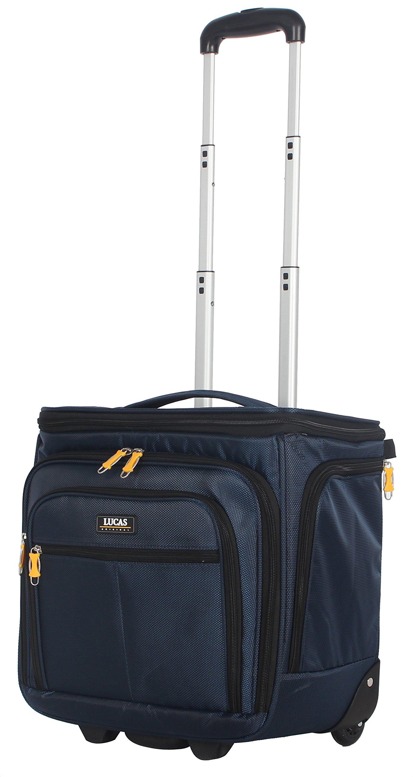 Lucas Luggage Carry Expandable Wheeled