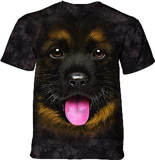 Bigface German Shepherd Puppy