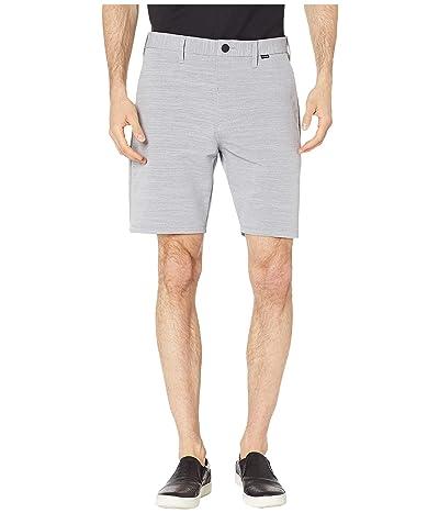 Hurley 19 Dri-Fit Cutback Walkshorts (Wolf Grey) Men