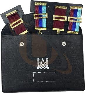 Masonic Regalia Knight Templar Alms White Bag MC047