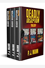 Deadly Deception Trilogy: A Psychological Thriller Boxed Set (English Edition) Formato Kindle