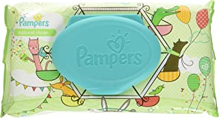 pampers large 64 count