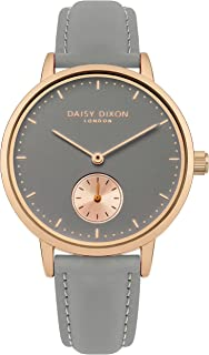 Daisy Dixon Women's Analogue Quartz Watch with Leather Strap DD048E