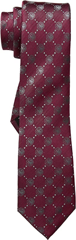 Game of Thrones - Targaryen Dragon Scattered Tie