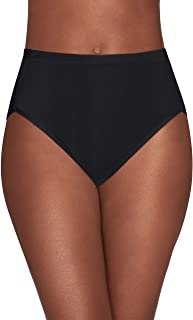Vanity Fair Women's Cooling Touch Hi Cut Panty 13124 Briefs (pack of 1)