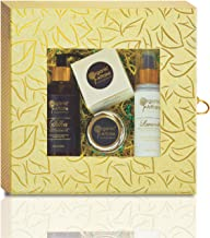 Organic Affaire Face & Hair Care Gift Set - Imperial Concoction (Pack Of 3)