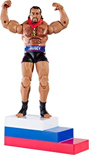WWE Elite Collection Series #34 -Rusev Action Figure