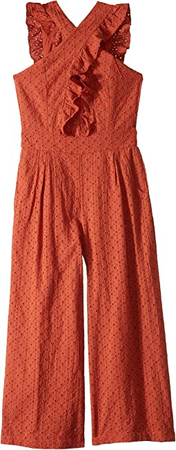 Mila Crisscross Jumpsuit (Big Kids)