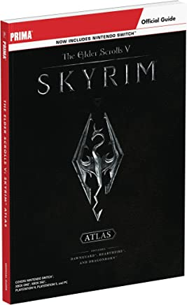 Elder Scrolls V: Skyrim Atlas: Prima Official Guide