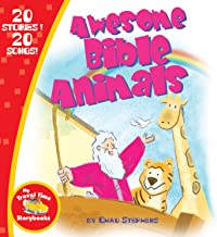 Awesome Bible Animals (My Travel Time Storybooks)