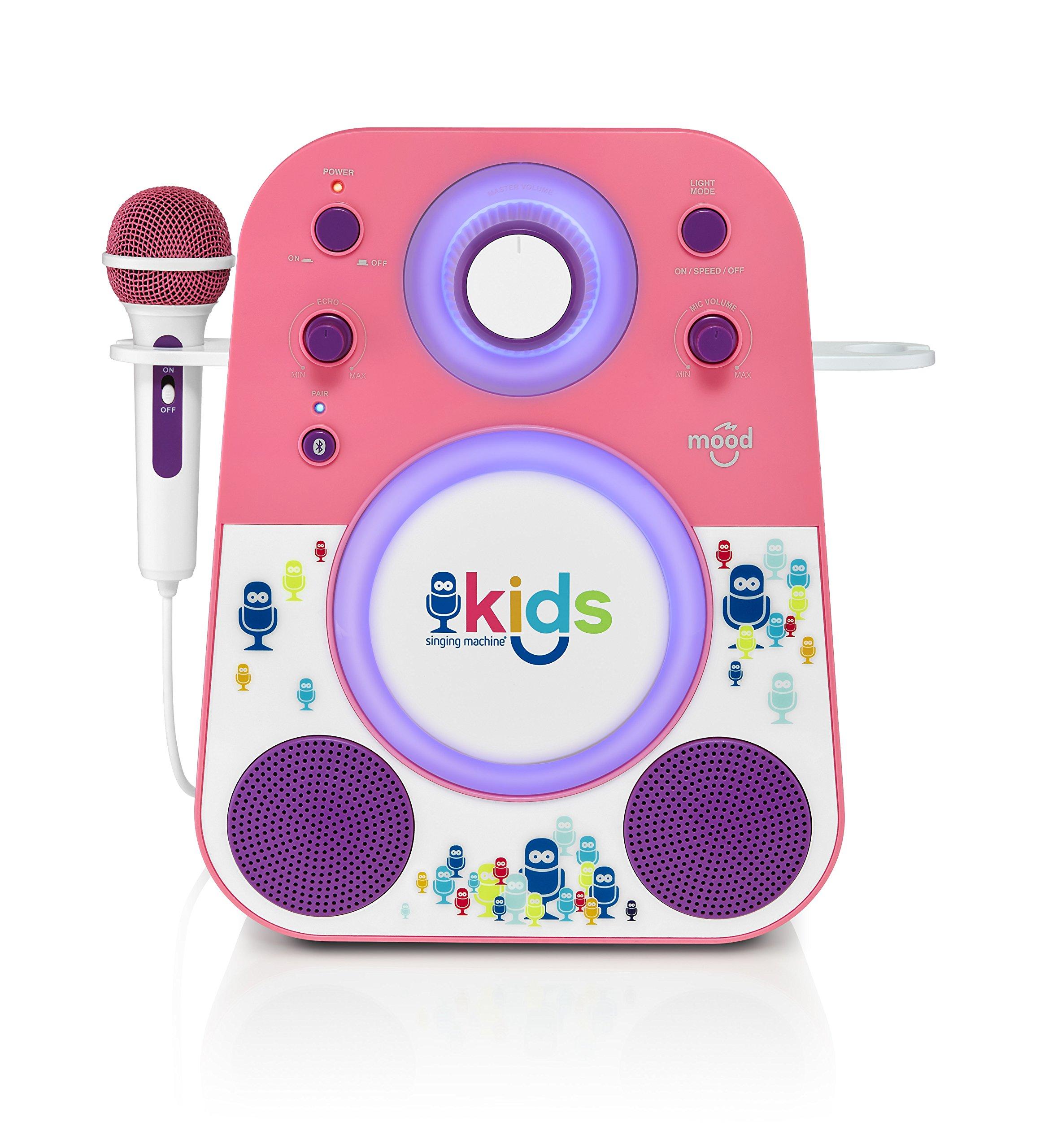 Singing Machine Kids Sing Along SMK250PP