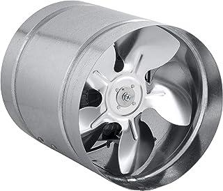 STAHL Axial - Ventilador de tuberías Tamaños a elegir: 150, 160, 210, 250, 315,350 mm. Carcasa de acero galvanizado. Ventilador de canal para funcionamiento continuo.