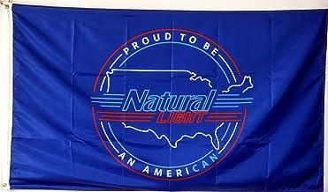 Dimike Natural Light Naturdays Flag 3x5ft Banner