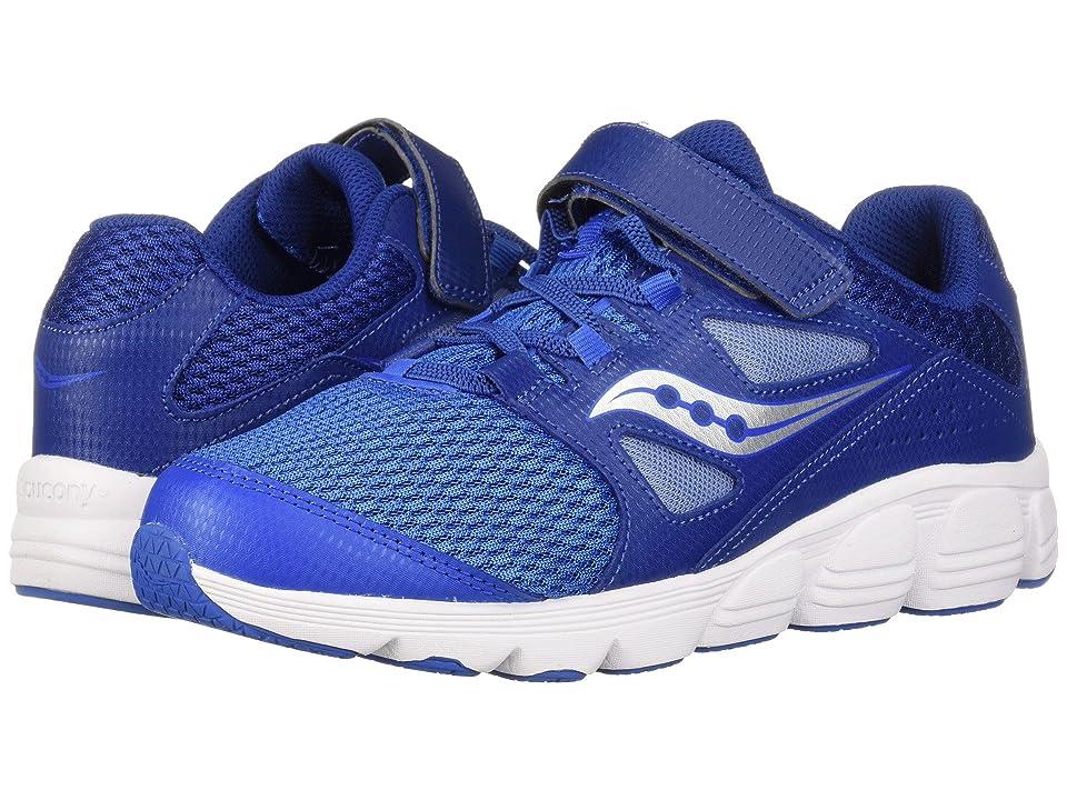 Saucony Kids Kotaro 4 A/C (Big Kid/Little Kid) (Blue) Boys Shoes