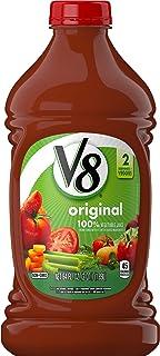 V8 Original 100% Vegetable Juice, 64 oz. Bottle