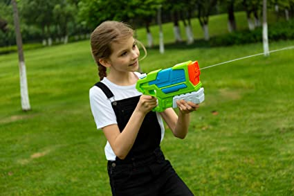 JOYIN Spritz 2 Aqua Phaser and 1 Hydro Enforcer High Capacity Water Gun  Super Water Soaker Blaster Squirt Toy Swimming Pool Beach Sand Water  Fighting Toy : Amazon.co.uk: Toys & Games