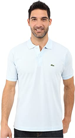 fcc6a8ac5 Rill Light Blue. 120. Lacoste. L1212 Classic Pique Polo Shirt.  66.99MSRP    89.50. 4Rated 4 stars out ...