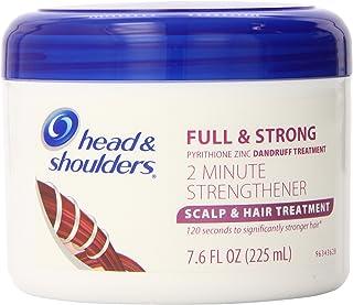 تقویت کننده سر و شانه 2 دقیقه تقویت کننده پوست سر و درمان مو 7.6 Fl Oz