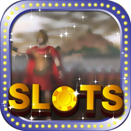 Mighty Slots : Caesar Edition - Blitz Of Jackpot Fury For Kindle