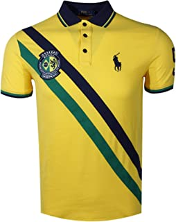Ralph Lauren Polo Mens Custom Slim Fit Country Polo- Spring 2019