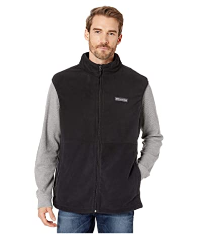 Columbia Basin Trail Vest (Black) Men