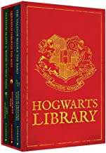 Hogwarts Library Boxed Set Including Fantastic Beasts and Where to Find Them