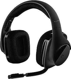 Logitech G533 Wireless Gaming Headset – DTS 7.1 Surround Sound – Pro-G Audio Drivers (Renewed)