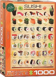 EuroGraphics Sushi Puzzle (1000-Piece)