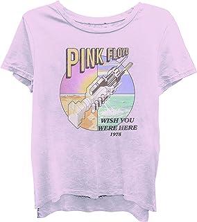 Pink Floyd Ladies Rock Shirt Dark Side of The Moon Vintage Tee