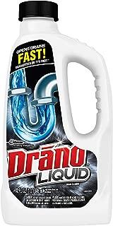 Drano Liquid, 32 Oz