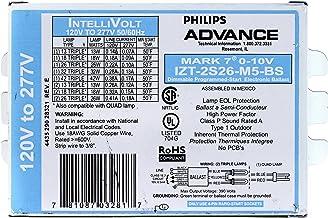 Advance IZT-2S26-M5-BS Mark 7 Electronic Flourescent Ballast, 0-10V, CFL